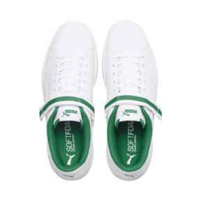 Thumbnail 6 of Puma Smash v2 V Fresh Sneakers, Puma W-Puma W-Amazon Green, medium