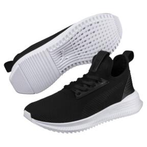 Thumbnail 2 of AVID Fight or Flight Sneakers, Puma Black-Puma Black, medium