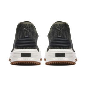 Thumbnail 4 of AVID Repellent Sneakers, Forest Night-Puma Black, medium