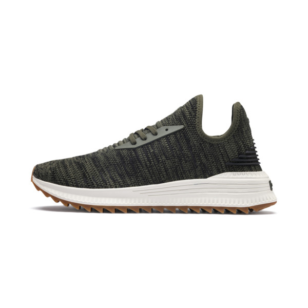 AVID Repellent Sneakers, Forest Night-Puma Black, large