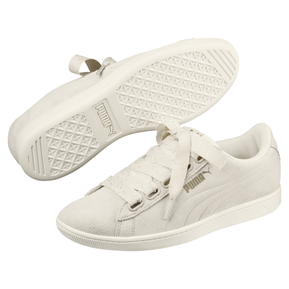 Image Puma Puma Vikky Ribbon Dots Women's Sneakers #2