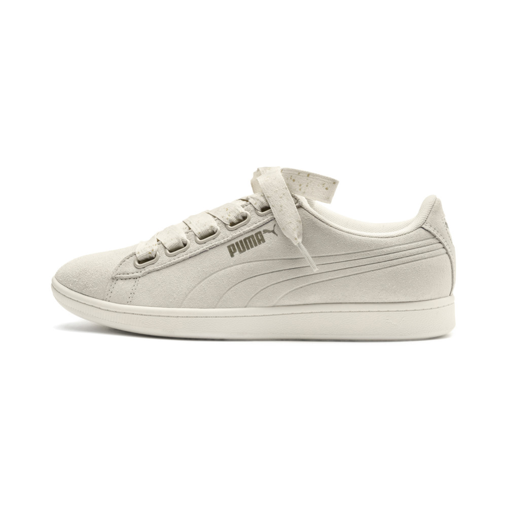 Image Puma Puma Vikky Ribbon Dots Women's Sneakers #1