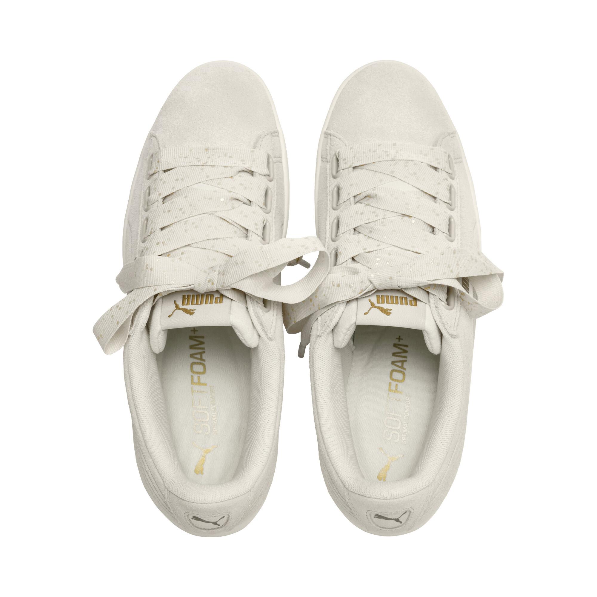 san francisco ad151 2efd0 Image Puma Puma Vikky Ribbon Dots Women s Sneakers  6