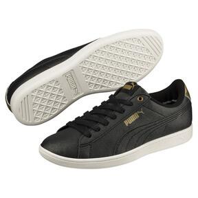 Thumbnail 2 of Puma Vikky LX Sneakers, Black-Black-Whisper White, medium