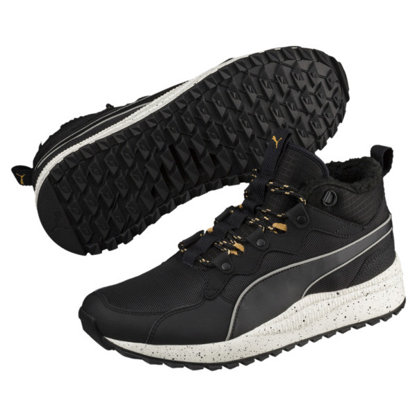 Pacer Next Sneakers Winterised Boots, Puma Black-Black-Wh White, large