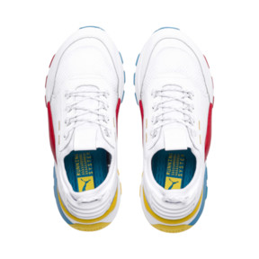 Thumbnail 6 of RS-0 Play Kid´s Preschool Trainers, White-Puma White-White, medium