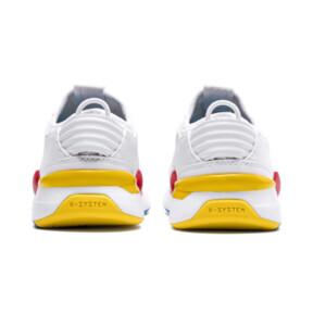 Thumbnail 4 of RS-0 Play Alternate-Closure Baby's Sneakers, White-Puma White-White, medium