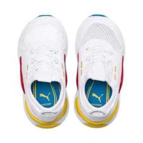 Thumbnail 6 of RS-0 Play Alternate-Closure Baby's Sneakers, White-Puma White-White, medium