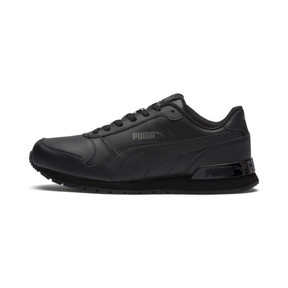 ST Runner v2 Leather Sneakers JR
