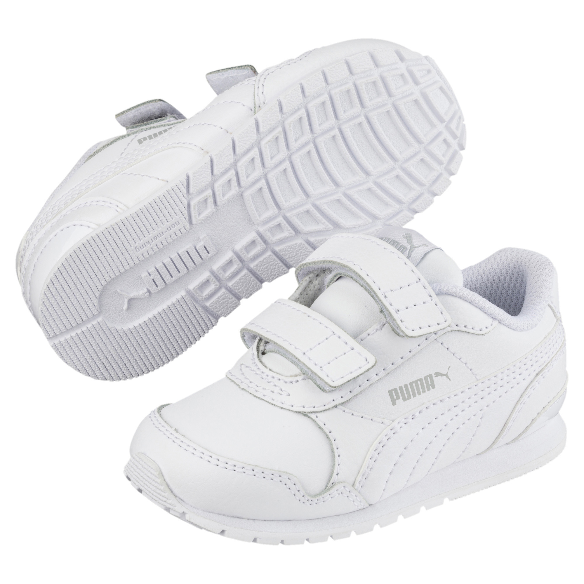 PUMA-ST-Runner-v2-AC-Little-Kids-039-Shoes-Kids-Shoe-Kids thumbnail 5