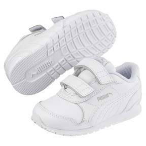 Thumbnail 2 of ST Runner v2 AC Shoes INF, Puma White-Gray Violet, medium