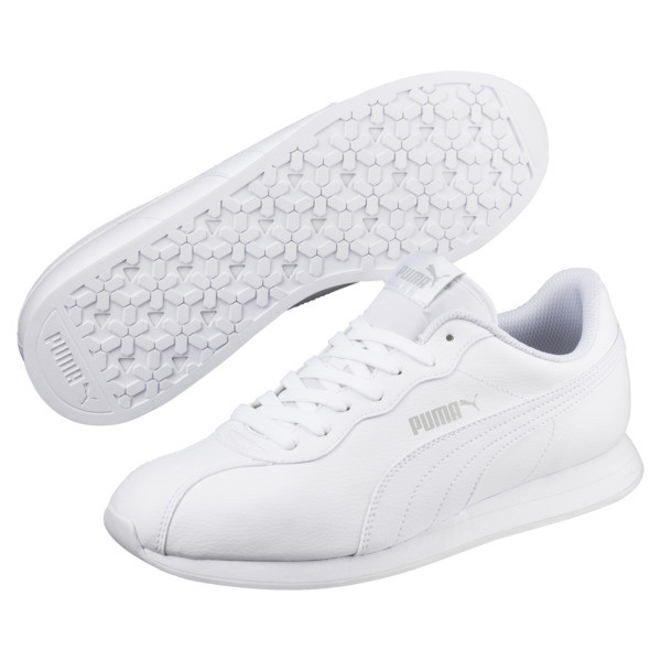 official photos c3664 21d8d Turin II Sneakers, Puma White-Puma White, large