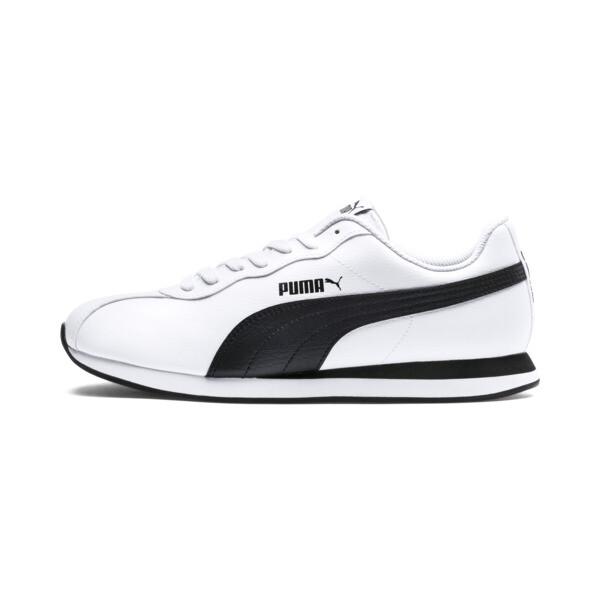 0bc23407c4a Turin II Sneakers | Puma White-Puma Black | PUMA Footwear | PUMA