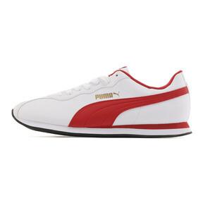 Thumbnail 1 of プーマ チューリン 2 スニーカー, Puma White-High Risk Red, medium-JPN