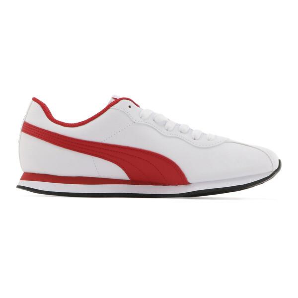プーマ チューリン 2 スニーカー, Puma White-High Risk Red, large-JPN