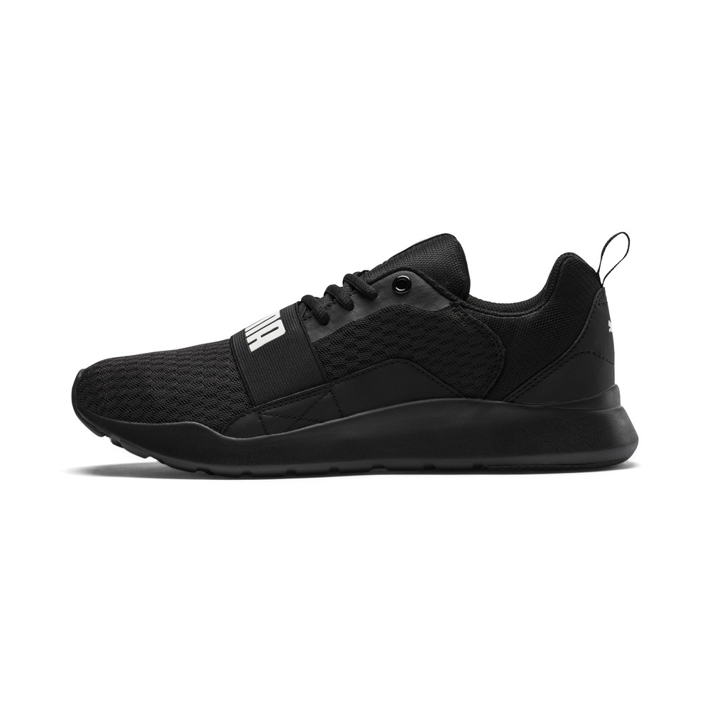 Wired Men's Sneakers | Black - PUMA