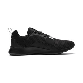 Thumbnail 5 of Wired Trainers, Puma Black-Puma Black- Black, medium