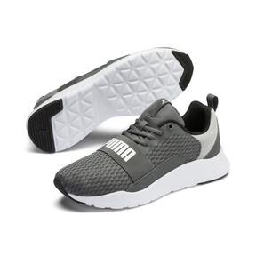 Thumbnail 3 van Wired sneakers, CASTLEROCK-Puma White, medium