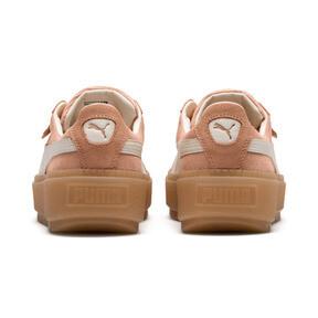 Thumbnail 4 of Platform Trace Corduroy Women's Sneakers, 01, medium