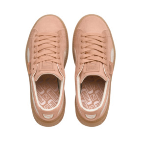 Thumbnail 6 of Platform Trace Corduroy Women's Sneakers, 01, medium
