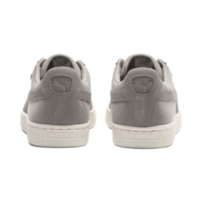 Thumbnail 4 of Basket Classic Cocoon Sneakers, Elephant Skin-Whisper White, medium