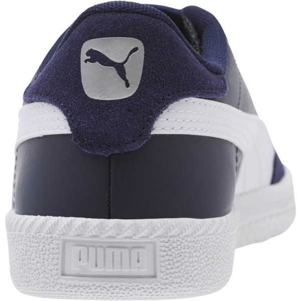 Astro Cup Sneakers, Peacoat-Puma White, large
