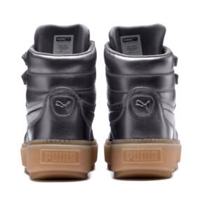 Thumbnail 4 of Platform Trace STMT Luxe Women's Sneakers, QUIET SHADE-QUIET SHADE, medium