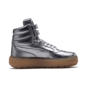 Thumbnail 5 of Platform Trace STMT Luxe Women's Sneakers, QUIET SHADE-QUIET SHADE, medium