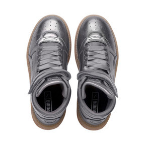 Thumbnail 6 of Platform Trace STMT Luxe Women's Sneakers, QUIET SHADE-QUIET SHADE, medium