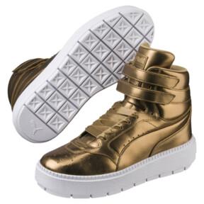 Thumbnail 2 of Platform Trace STMT Luxe Women's Sneakers, 02, medium