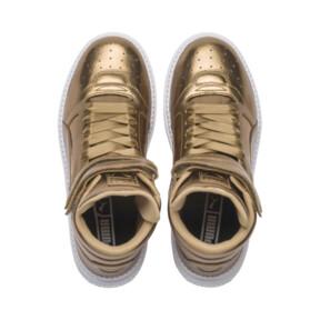 Thumbnail 6 of Platform Trace STMT Luxe Women's Sneakers, 02, medium