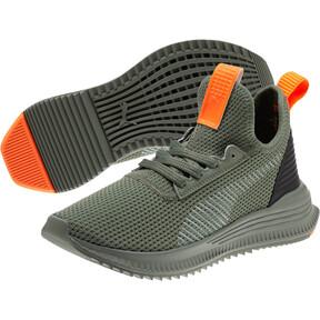 Thumbnail 2 of AVID FoF JR Sneakers, L.Wreath-P.Blk-Sh.Orange, medium