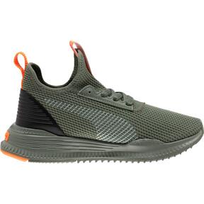 Thumbnail 3 of AVID FoF JR Sneakers, L.Wreath-P.Blk-Sh.Orange, medium