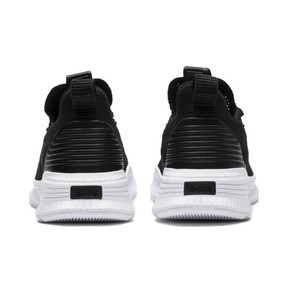 Thumbnail 4 of AVID FoF JR Sneakers, Pu Blk-Pu Blk-Puma Wte, medium