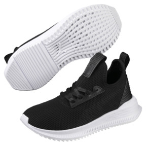 Thumbnail 2 of AVID FoF JR Sneakers, Pu Blk-Pu Blk-Puma Wte, medium