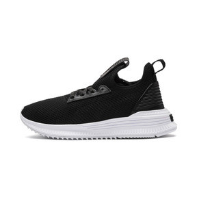 Thumbnail 1 of AVID FoF JR Sneakers, Pu Blk-Pu Blk-Puma Wte, medium