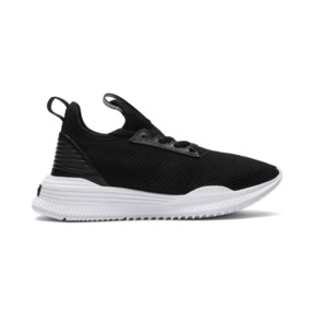 Thumbnail 5 of AVID FoF JR Sneakers, Pu Blk-Pu Blk-Puma Wte, medium