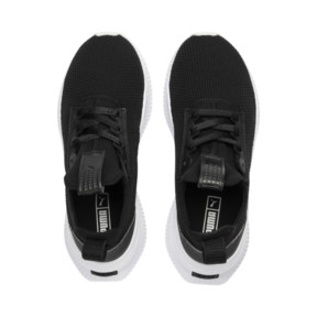 Thumbnail 6 of AVID FoF JR Sneakers, Pu Blk-Pu Blk-Puma Wte, medium