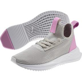 Thumbnail 2 of AVID FoF JR Sneakers, Gray Violet-Orchid, medium