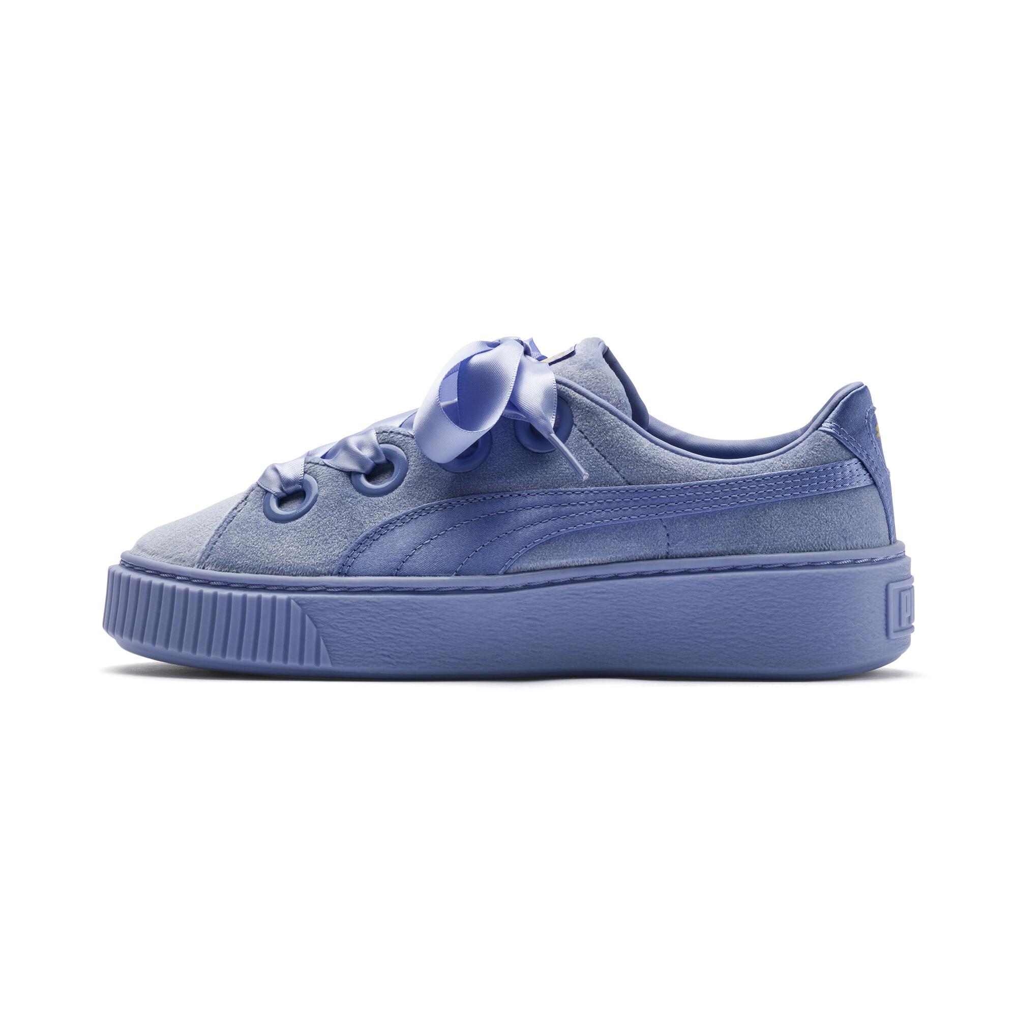 Details zu PUMA Platform Kiss Velvet Damen Sneaker Frauen Schuhe Sport Classics Neu