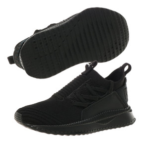Thumbnail 2 of TSUGI Jun Kids' Trainers, Puma Black-Puma Black, medium