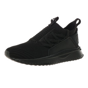 Thumbnail 1 of TSUGI Jun Kids' Trainers, Puma Black-Puma Black, medium