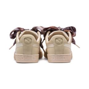 Thumbnail 4 of Basket Heart Mimicry Women's Sneakers, Vanilla Cream-Vanilla Cream, medium