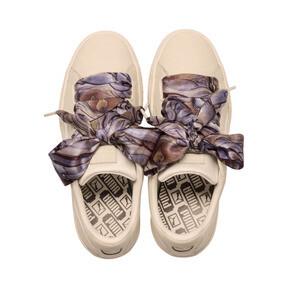 Thumbnail 6 of Basket Heart Mimicry Women's Sneakers, Vanilla Cream-Vanilla Cream, medium