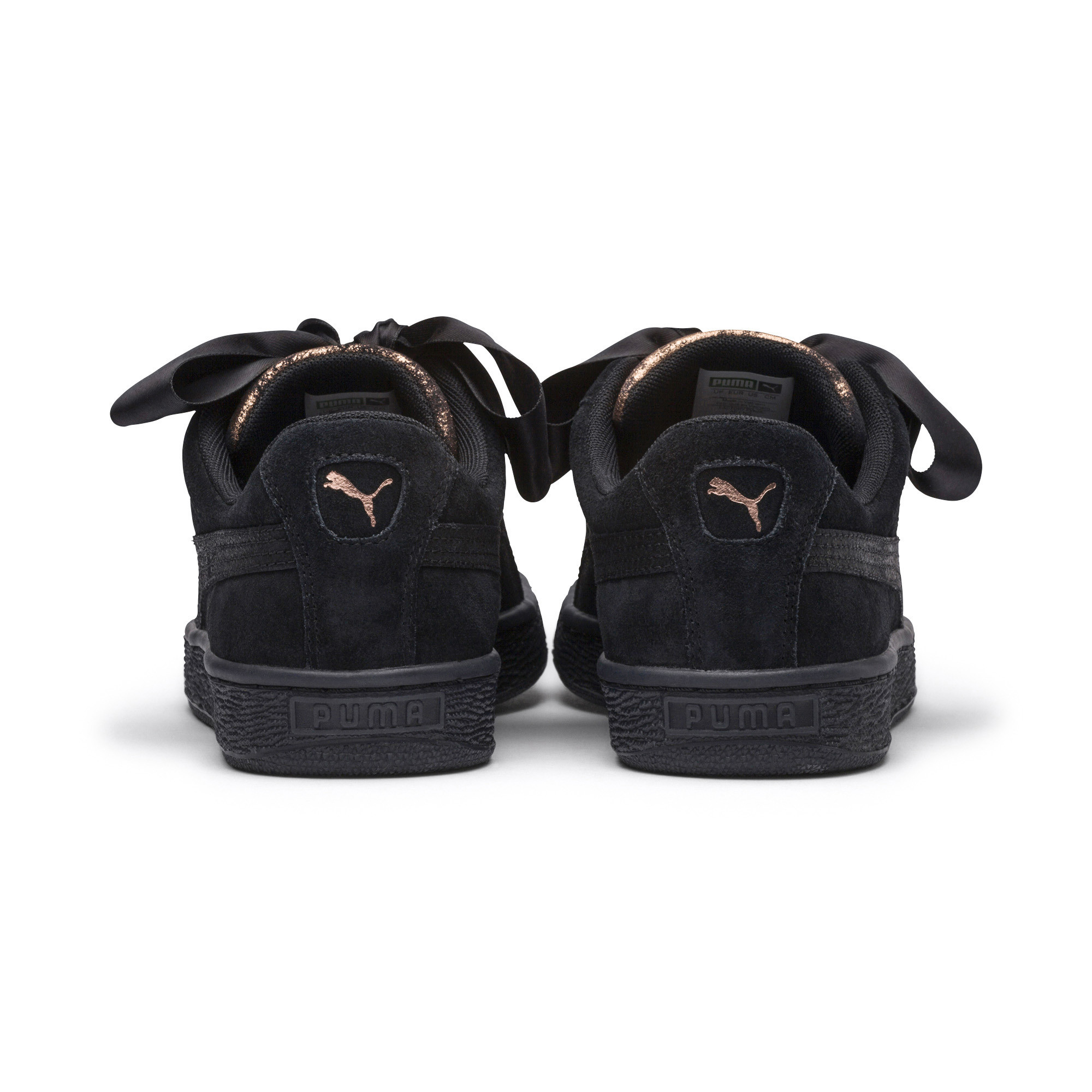 Image Puma Suede Heart Arctica Women's Sneakers #4