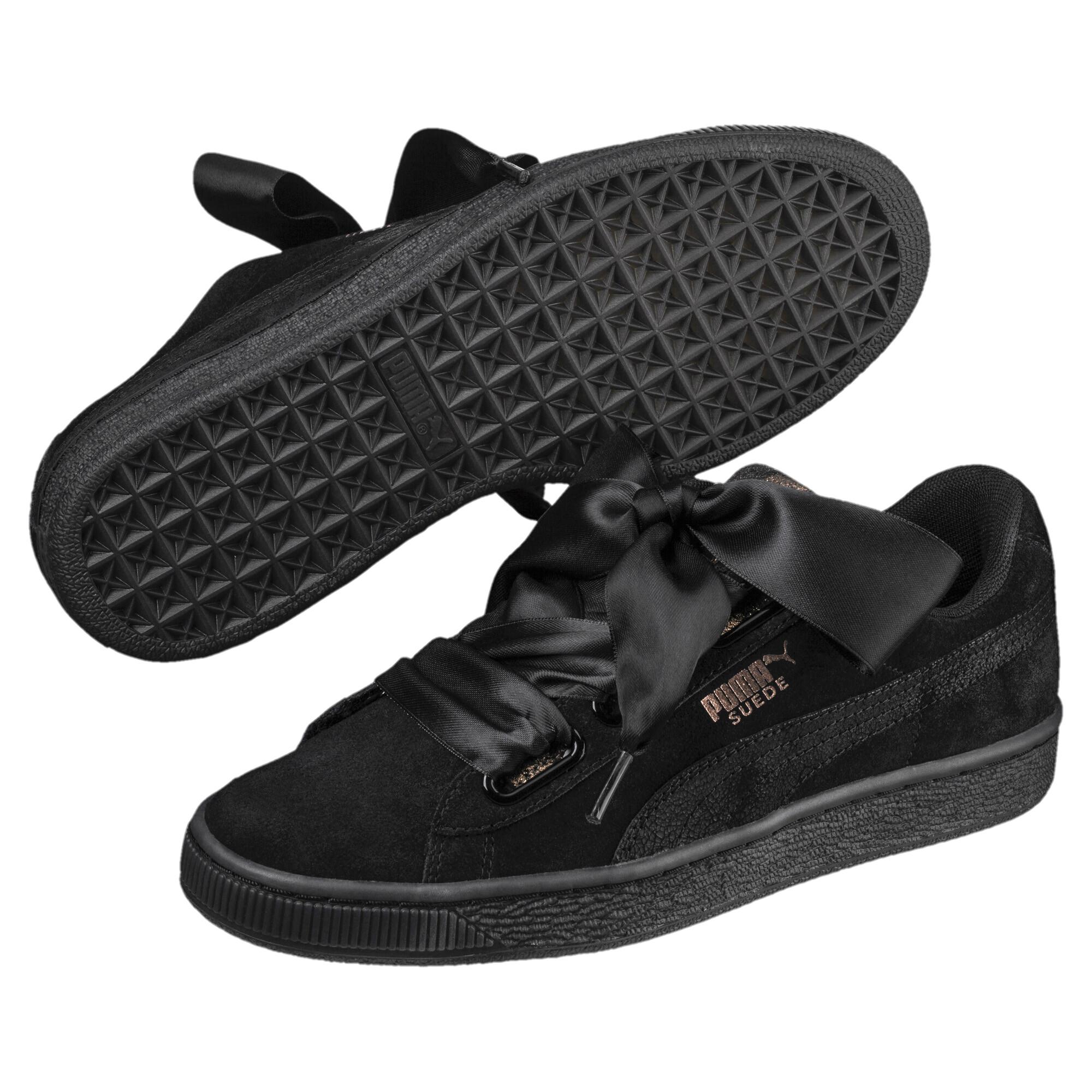 Image Puma Suede Heart Arctica Women's Sneakers #2