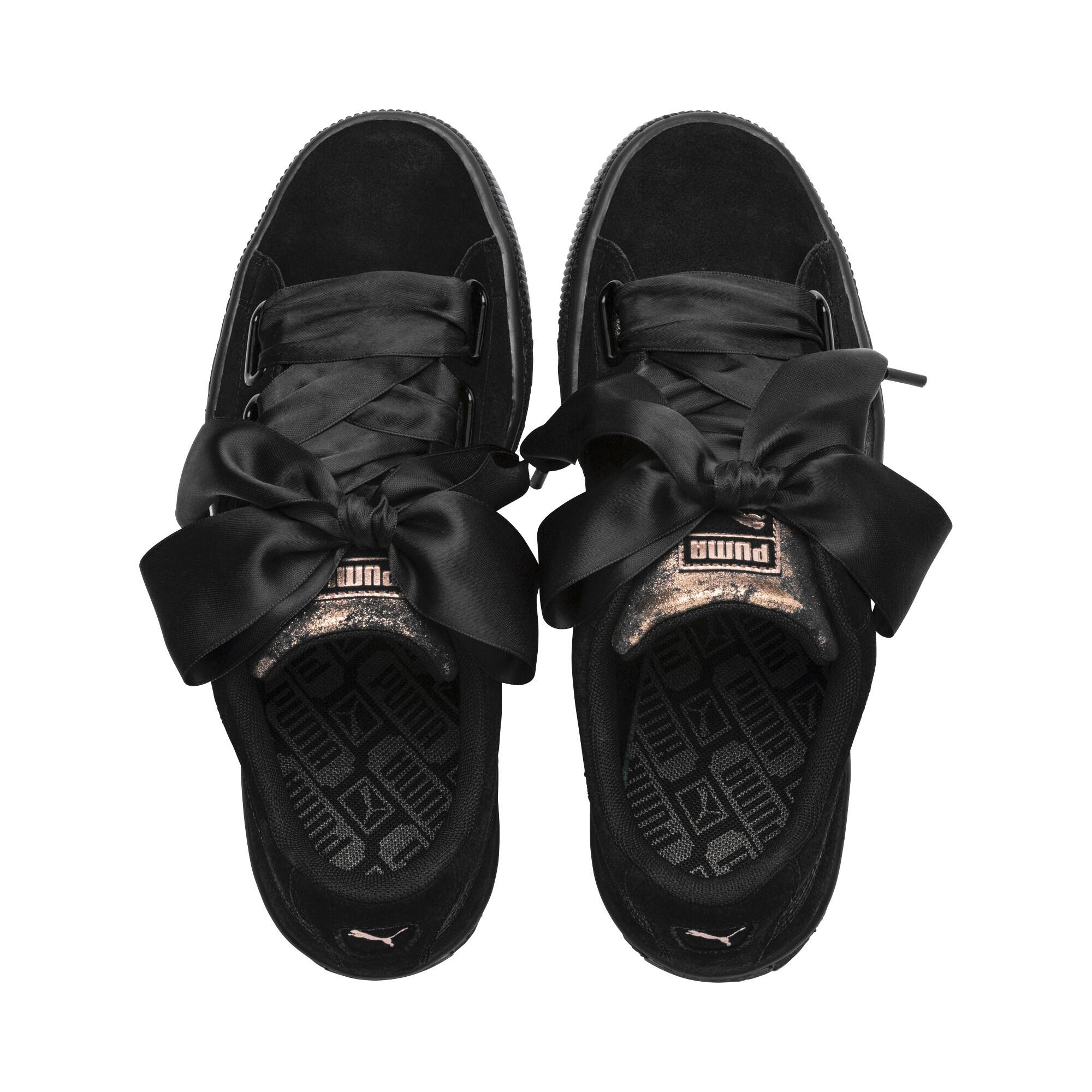 Image Puma Suede Heart Arctica Women's Sneakers #6