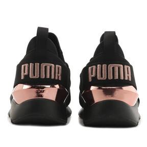 Thumbnail 3 of プーマ ミューズ メタル ウィメンズ, Puma Black-Rose Gold, medium-JPN