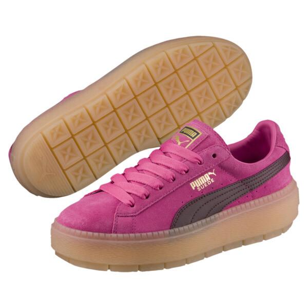 e7708e47da6 Platform Trace Block Women's Sneakers