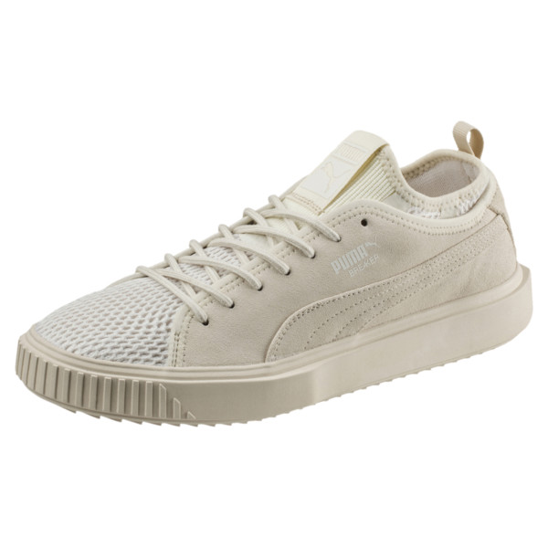 Breaker Mesh Q2 Sneakers, Birch, large